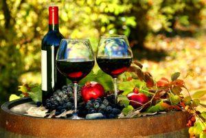 Wine days in Armenia.