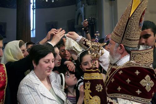 Easter in Armenia
