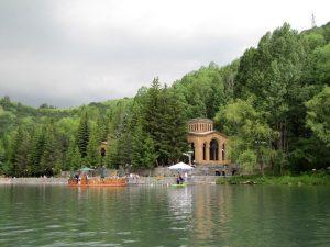 Jermuk Resort, Armenia