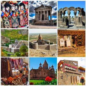 Explore Sightseeings In Armenia