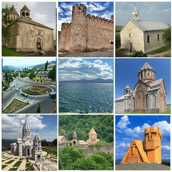 Tour To Artsakh