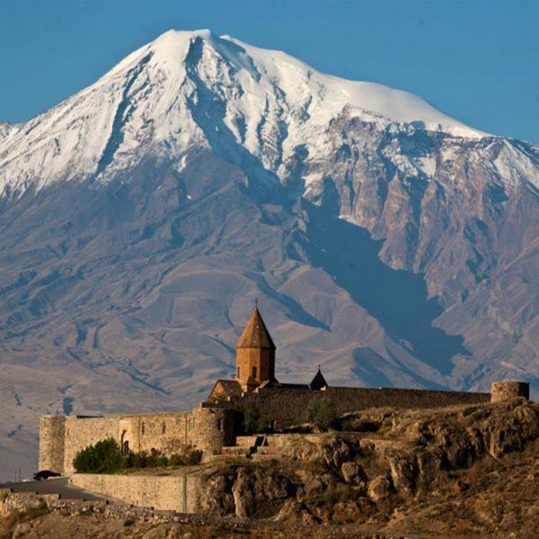 Armenia Khor Virap