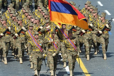 Armenian-holidays-Army-day-450x300