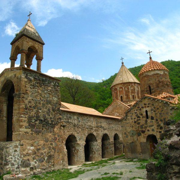 Artsakh tour Dadivank