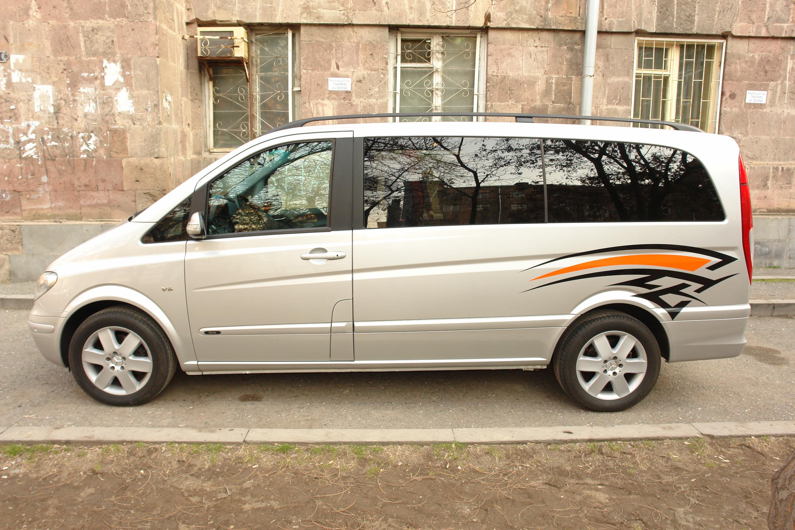 transportation in Armenia