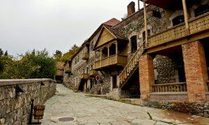 Shamberyan Street, Dilijan