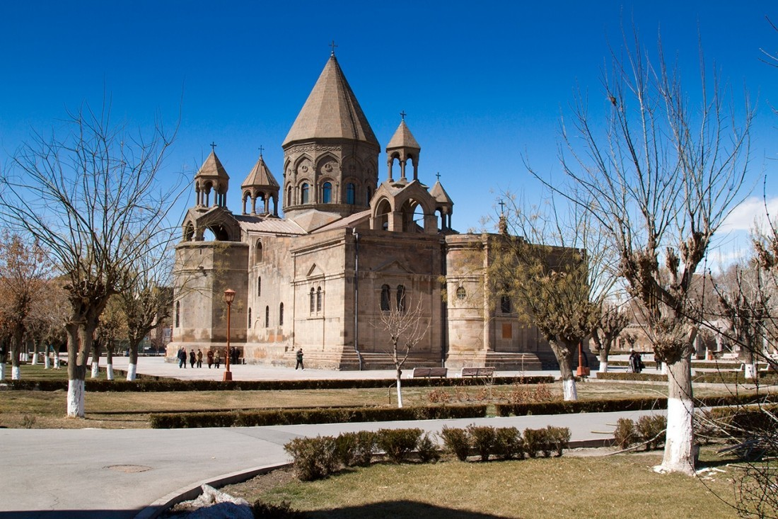 Echmiadzin complex
