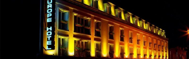 Europe Hotel Yerevan