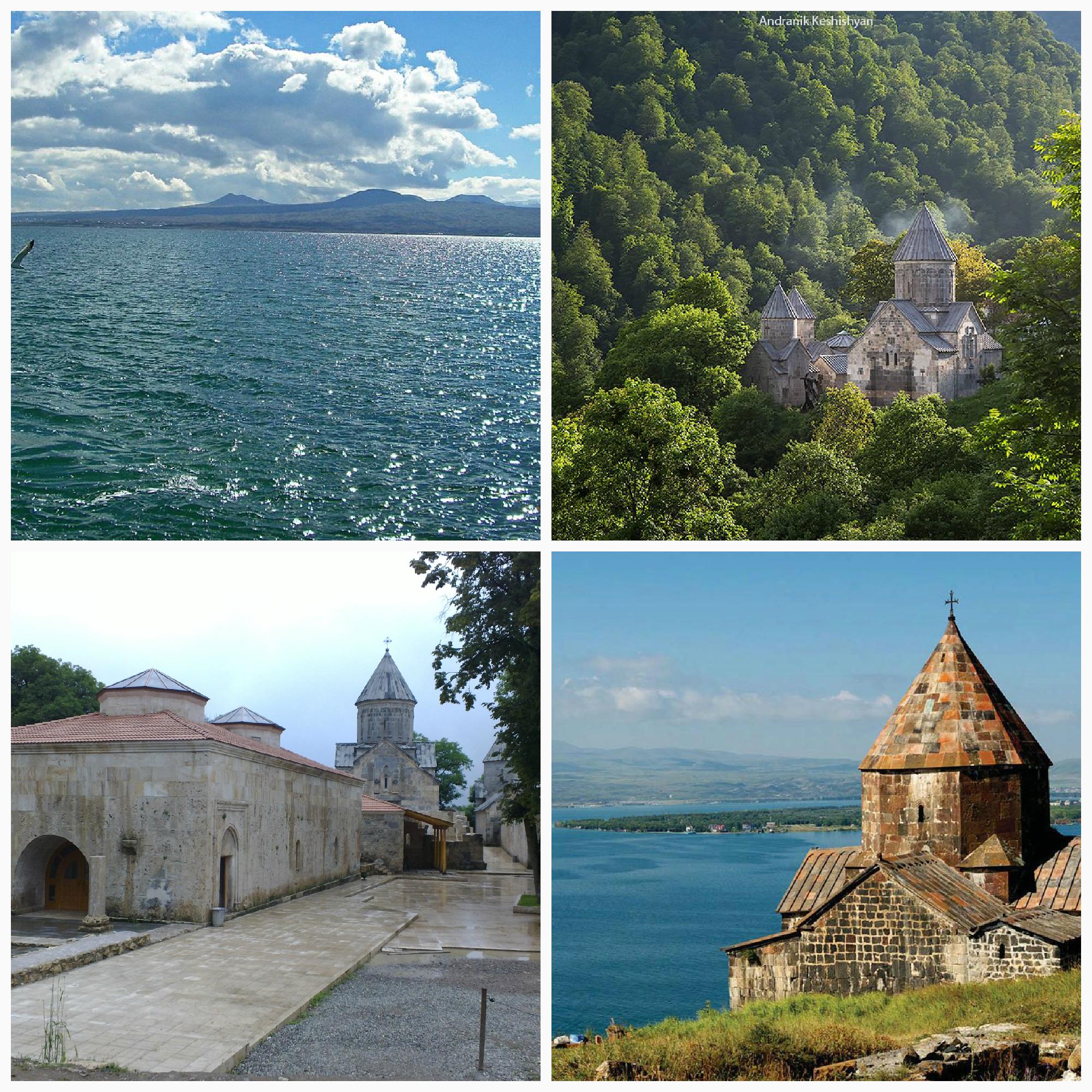 Lake Sevan: Tour To Lake Sevan And Haghartsin