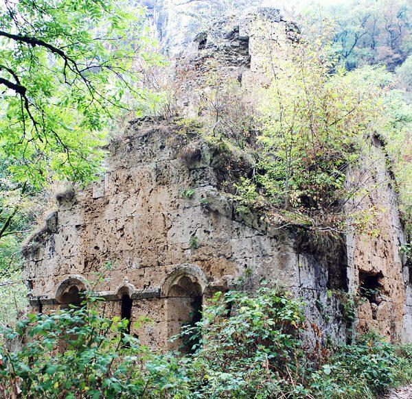 Shkhmuradi Monastery