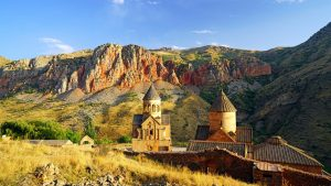 Noravank, Monastery in Armenia