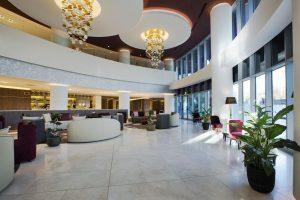 d tree hilton hotel