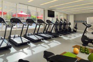 hotel Mariott Fitness