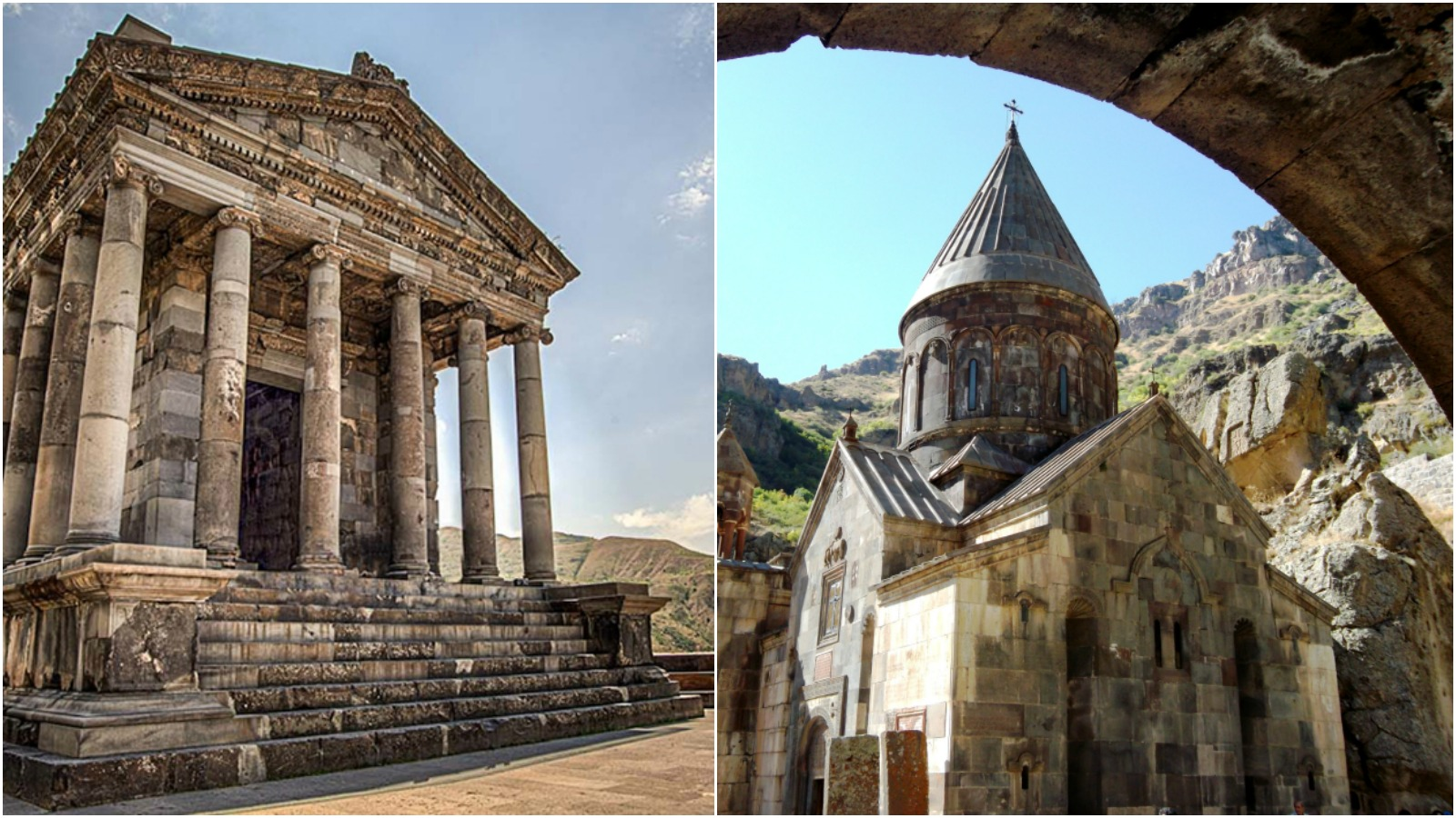 Tour to Garni and Geghard