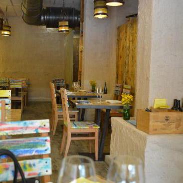 ресторан Тапастан в Ереване