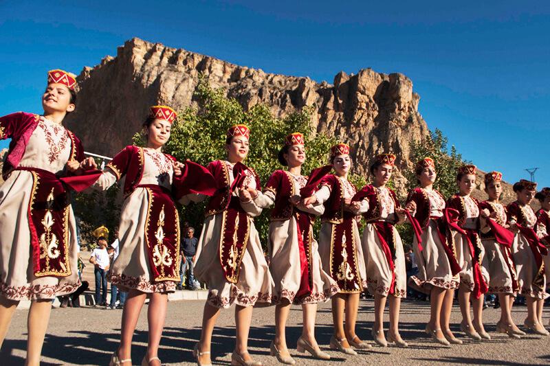 festival in Armenia