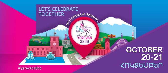 Yerevan 2800