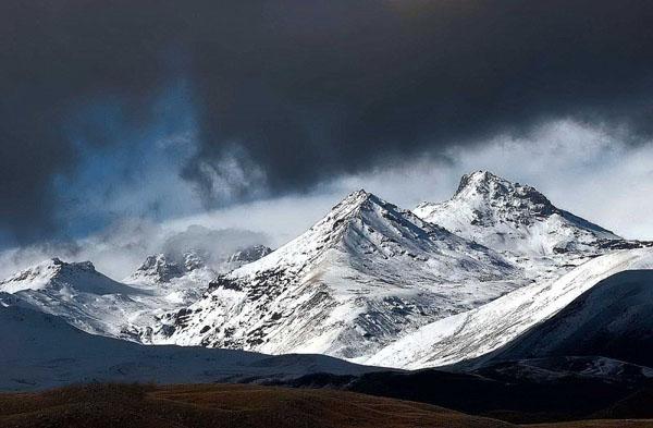 Армения - горная страна